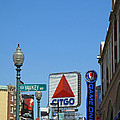 Yawkey Way and Citgo