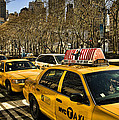 Yellow Cabs by Joanna Madloch