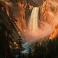 Pg Reproductions - Yellowstone Falls