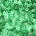 Stephanie Zieber - Green Glitter