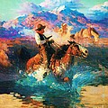Pg Reproductions - The Wild West