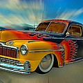 Tim McCullough - 1948 Mercury Low Rider...