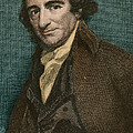 Thomas Paine, American Patriot by Photo Researchers