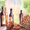 Sharon Mick - A Nice Bread and Wine...