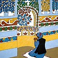 Stephanie Moore - Afghan Mosque