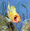 Arline Wagner - All Alone - Squirrel Fish