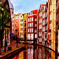 Michael Pickett - Amsterdam