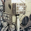 Apollo 13 Lunar Module And The Mailbox by Everett