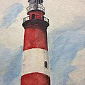 Stan Tenney - Assateague Lighthouse