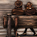 Mike Savad - Bench - A couple out of...