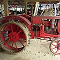 Don Struke - Big Red Tractor Retired...
