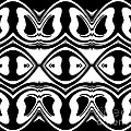 Drinka Mercep - Black and White Pattern...