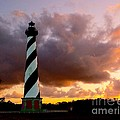 Nick Zelinsky - Cape Hatteras Sunset