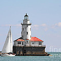 Christine Till - Chicago Harbor Lighthouse