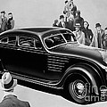 Chrysler Airflow by Photo Researchers