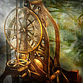 Mike Savad - Clockmaker - The day...