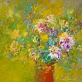 Demeter Gui - Colorful autumn flowers