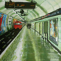 Paul Mitchell - Euston Underground...