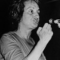 Feminist Author Betty Friedan Speaking by Everett