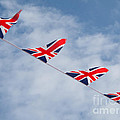 Ann Horn - Flying the Union Jack