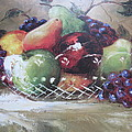 Kay Novy - Fruit Still-Life