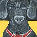 Ania M Milo - Great Dane Poster
