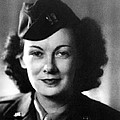 Kay Summersby Morgan Served As General by Everett