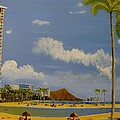 Scott Phillips - Lagoon On Waikiki