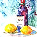 Carol Wisniewski - Lemons and Wine
