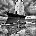 Sebastian Musial - Lighthouse Reflection...