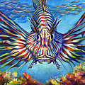 Nancy Tilles - Lion Fish