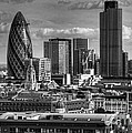 Jack Torcello - London Skyline BW I
