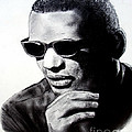 Jim Fitzpatrick - Music Legend Ray Charles