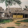 Sharon  Gonzalez - My Hut San Blas Islands