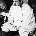New York Yankees. Outfielder Babe Ruth by Everett
