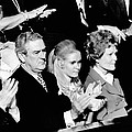 Nixon Family And Administration Listen by Everett