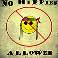 Bill Cannon - No Hippies Allowed