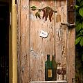Sally Weigand - Old Door and Wine