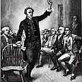 Patrick Henry, American Patriot by Photo Researchers