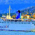 Marcia Fontes Photography - Peace Boat Along South...