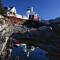 Ray Rothaug - Pemaquid Reflection