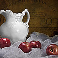 Tom Mc Nemar - Pitcher with Apples...