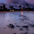 Mike  Dawson - Poipu Evening Storm