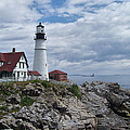 Al Hambidge - Portland Head Light
