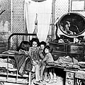 Poverty Stricken Children In A Rural by Everett