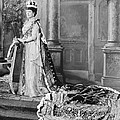 Queen Alexandra, 1902 by Omikron