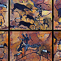 Caroline Street - Rock Art Panels