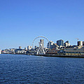 Kym Backland - Seattle Waterway...