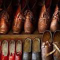 Mike Savad - Shoemaker - Shoes worn...