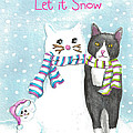 Terry Taylor - Snow Cats